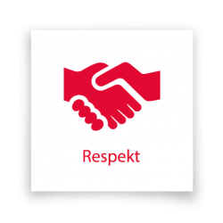 Azaé Unternehmenwert Respekt